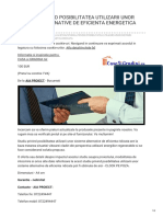 casesigradini.ro-STUDIUL PRIVIND POSIBILITATEA UTILIZARII UNOR SISTEME ALTERNATIVE DE EFICIENTA ENERGETICA RIDICATA.pdf