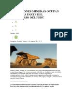 CONCESIONES MINERAS OCUPAN LA QUINTA PARTE DEL TERRITORIO DEL PERÚ.docx