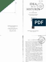 COLLINWOOD, R. G. Idea de La Historia.