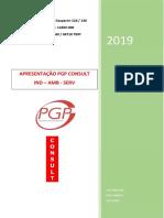 Pgp Apresentação Pgp Consult Ind Amb Serv 2019