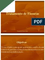 Apresentaçao.tratamento de Fissuras