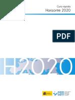 Plan Horizonte 2020