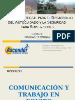 Comunicación y trabajo