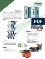 Adelco - Catalogo Reatores