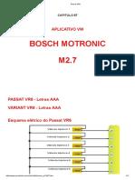 Passat Vr6 Motronic m2.7 Aaa