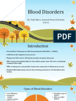 blood disorders ppt weebly