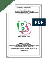 1. Proposal Barokah Jaya