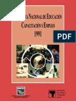 ENCUESTA DE CAPACITACION Y EMPLEO 1991.pdf