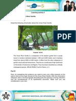 Desarrollo Evidence Cross River Gorilla