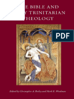 (Studies In Early Christianity  5) Christopher A. Beeley (Editor), Christopher A Beeley (Editor), Mark E. Weedman (Editor), Mark E Weedman - The Bible and Early Trinitarian Theology-The Catholic Unive.pdf