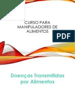 Treinamento Sobre Doenças Transmissíveis Para o Alimento (1)