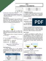 Física - CASD - Capítulo 02 - Calorimetria