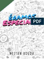 Bouda Neitan - Éramos Especiales.pdf