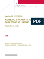 ROBOREDO, A. - Methodo Grammatical para Todas as Línguas.pdf