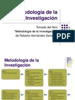 Metodologia Dela Investigacion - Marco Teorico