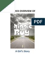 By Ingrid Ricks - Hippie Boy