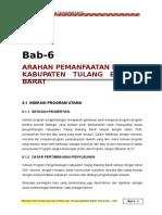 6. ARAHAN PEMANFAATAN RUANG KABUPATEN.doc