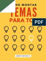 eBook - Temas Para TCC - 2019