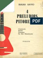 4 Preludios Pitorescos - Isaias Savio.pdf