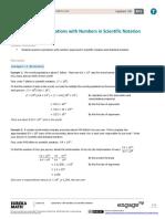 Math g8 m1 Topic b Lesson 10 Teacher