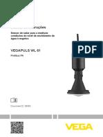38062 PT Manual de Instruções VEGAPULS WL 61 Profibus PA