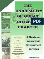 Gubat Citizens Charter