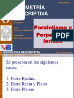 Capítulo 06 Paralelismo y Perpendicularidad