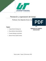 Indicadores de La Gestion Logistica Kpi