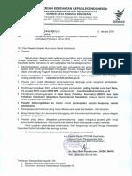 Pengumuman Pemanggilan Pembekalan Ns Individual Periode I Tahun 2019