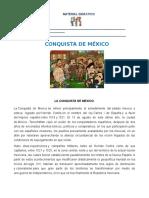 Hist_La Conquista de México