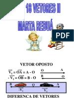 Física - Pré-Vestibular Dom Bosco - Aula 18 - Vetores II