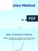 3. Bisection