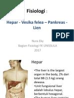 1. Faal Enterohepatik 2018 (Dr. Nura)