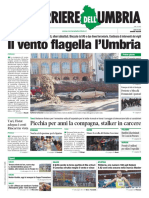 Rassegna Stampa dell'Umbria e nazionale del 24 febbraio 2019