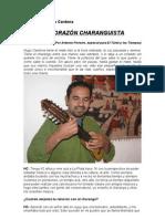 Entrevista a Hugo Cardona