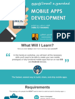 INFITT - MOBILE APPS TRAINING - AIMST.pdf