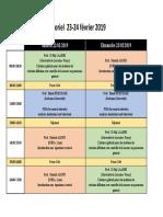 programme tutoriel