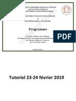 programme tamtam global 24-02-2019