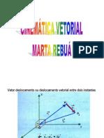 Física - Pré-Vestibular Dom Bosco - Cinemática Vetorial