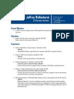 Jeffrey Wallenhorst Resume '10