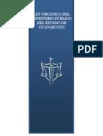 Ley Orgánica Del Mp en Guanajuato