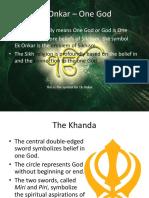 Ek Onkar – One God