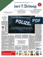 Berliner Zeitung – 28. Dezember 2018