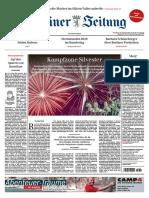 Berliner Zeitung – 27. Dezember 2018