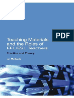 Ian McGrath. - Teaching Materials and the Roles of EFL (2017, Routledge_)