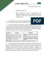 Stf Parecer Tecnico Ineficacia Absoluta Do Epi Pesquisador Paulo Rogerio 20140929