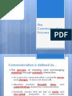 1 Communication Process