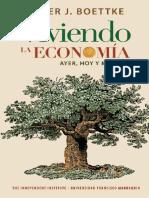 Boettke Peter J - Viviendo La Economia - Ayer Hoy Y Mañana.pdf