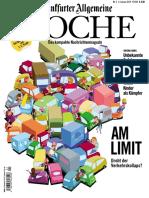 Frankfurter Allgemeine Woche - 04. Januar 2019