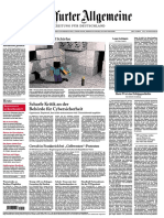 Frankfurter Allgemeine Zeitung F A Z 03 Januar 2019